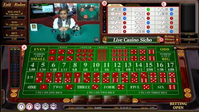 Panduan Menang Live Casino