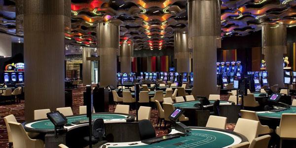 Casino permainan baccarat