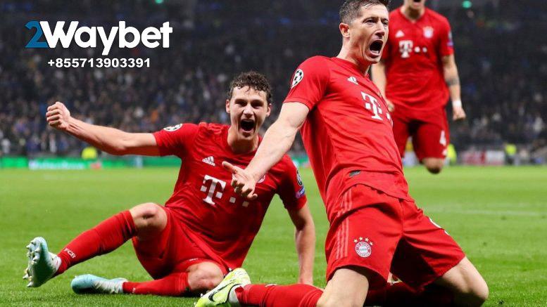 Bayern Munchen Permalukan Tottenham Hotspur