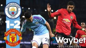 Manchester United Menangi Derbi Manchester