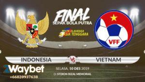 Prediksi Indonesia U-22 Vs Vietnam U-22