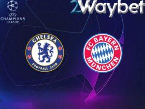 Chelsea Andalkan pemain Muda Kontra Bayern Munchen